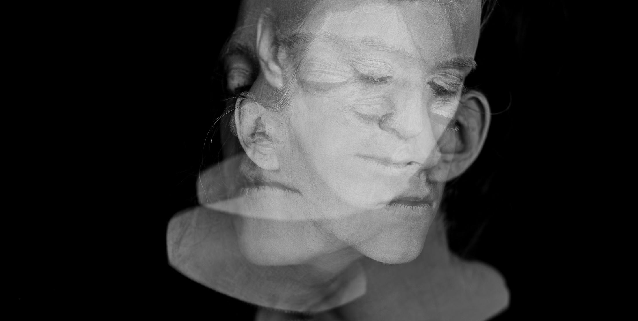 Trauma na corneale infectie, de persoon achter het oog